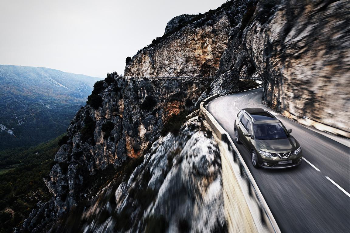 Nissan X-Trail 2015
