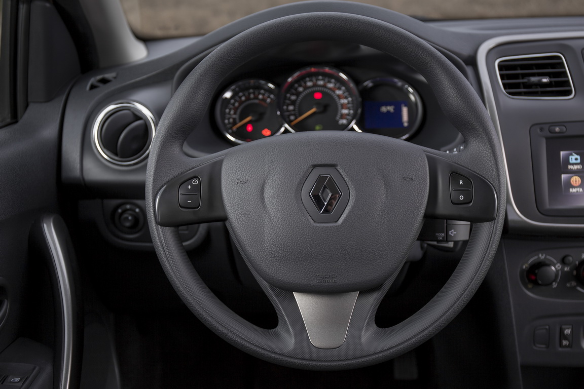 Renault Sandero Stepway: Пострел