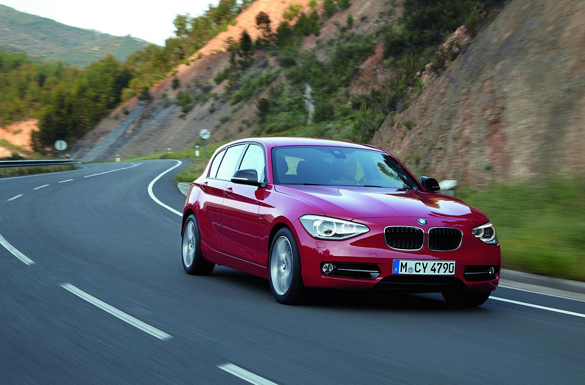 BMW 1 series: «Копейка» ценою в рубль
