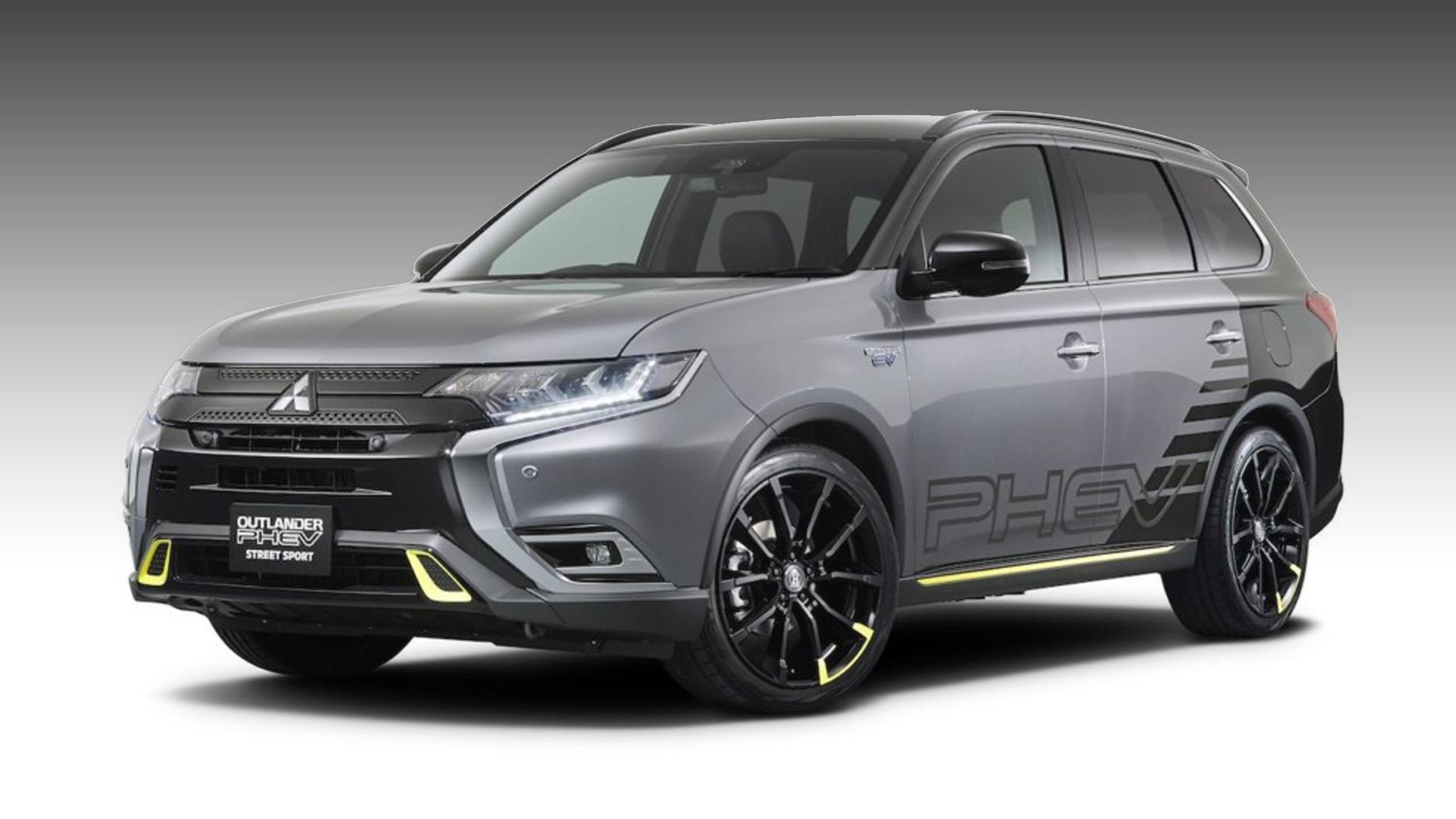 Mitsubishi Outlander PHEV Street Sport