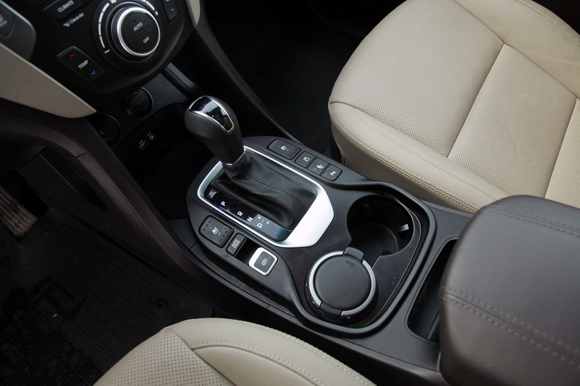 Hyundai Santa Fe Premium: Быть или не быть?