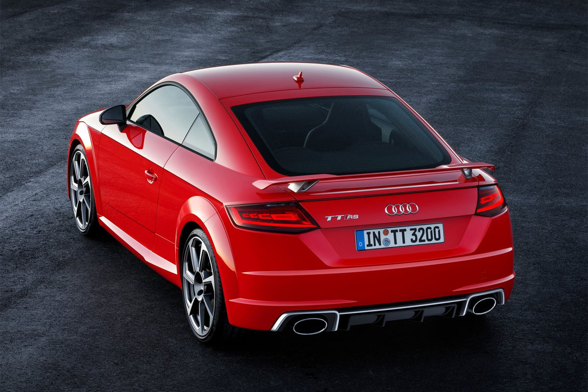 2017 Audi TT RS Coupe