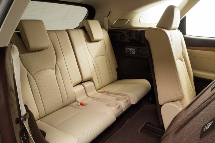 Lexus RX 350L