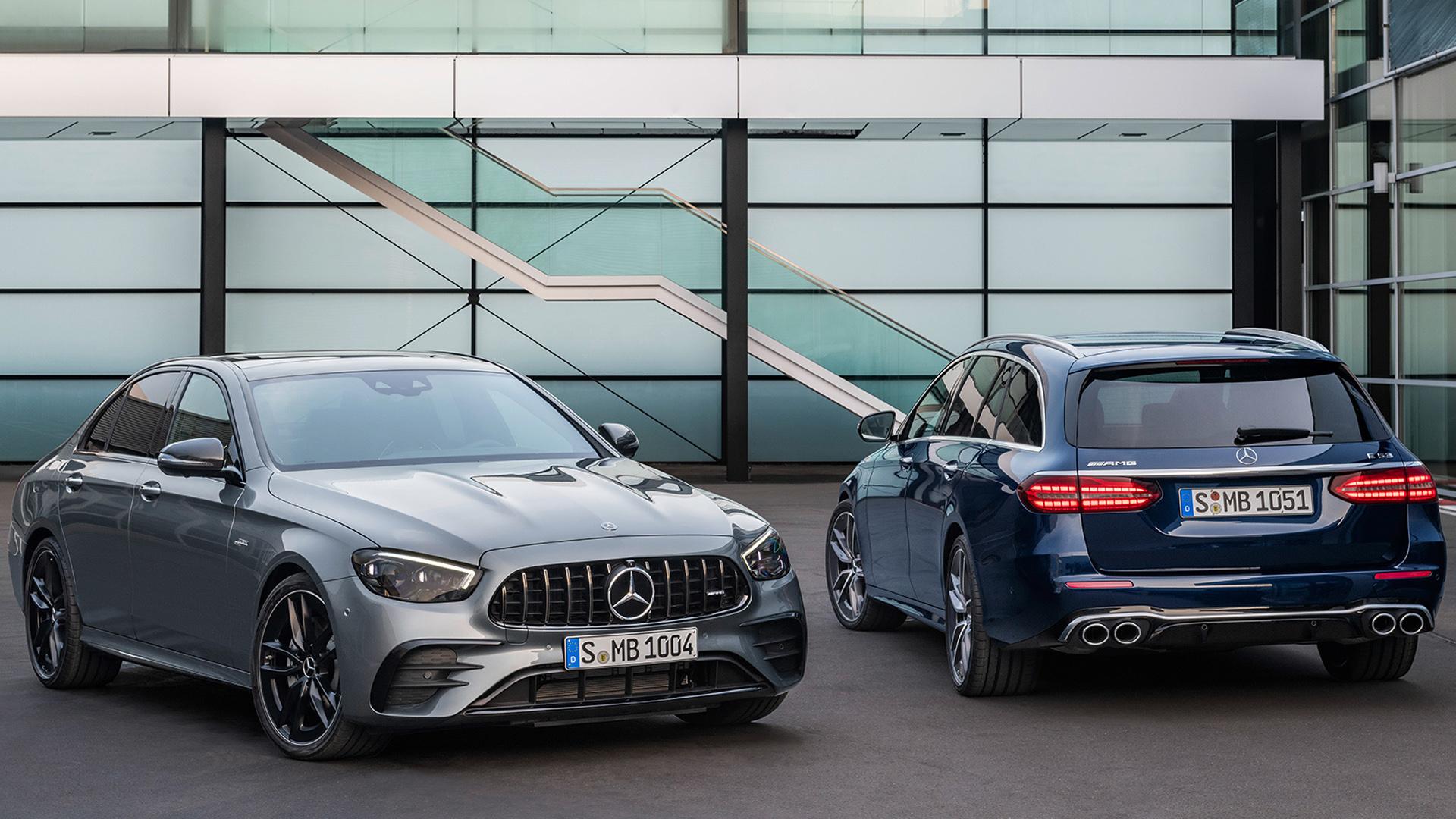 Mercedes-Benz-e-class 2021 e53 estate