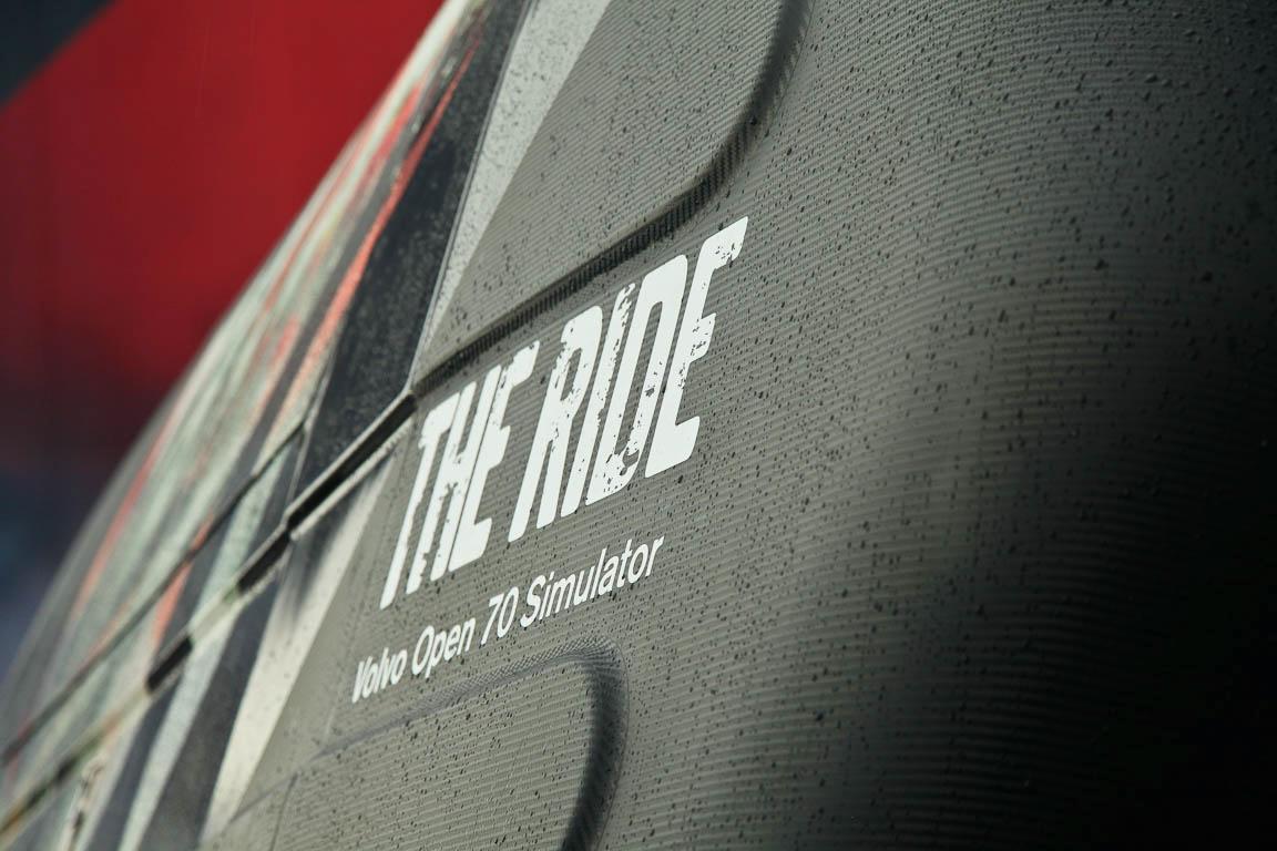 Volvo Ocean Race Edition - Вокруг света за рулем автомобиля