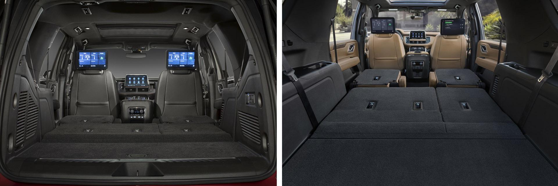 Chevrolet Tahoe Suburban 2020